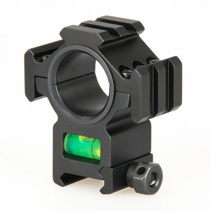 25.4mm or 30mm Rifle Scopes mount Bubble level PP24-0197 | PPT P.P.T
