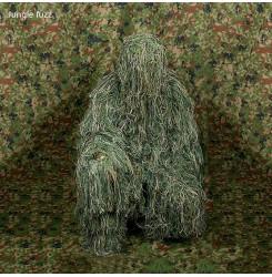 Fuzz Split type Jungle camouflage suit PP34-0070| PPT P.P.T