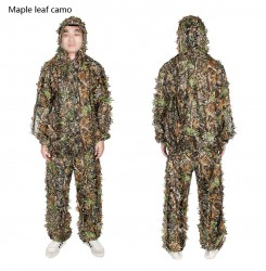 Leaf camouflage suit,hunting camouflage suit PP34-0073| PPT P.P.T