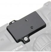 Scope mount gasket for Quick Detachable 1X-4X Dual Role sight P24-0074 | PPT P.P.T