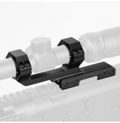 25.4mm or 30mm Rifle Scopes mount PP24-0201 | PPT P.P.T