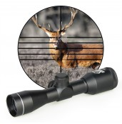 4x32 Rifle Scope For Hunting PP1-0255 | PPT P.P.T