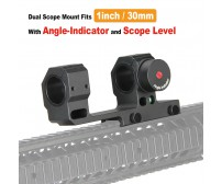 25.4mm or 30mm Rifle Scopes mount,ADI/ACI  PP24-0219 | PPT P.P.T