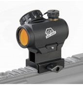 AT3 Tactical Red Dot Sight,2 MOA Compact Red Dot Scope PP2-0069 | PPT P.P.T