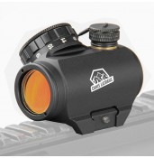AT3 Tactical Red Dot Sight,2 MOA Compact Red Dot Scope PP2-0068 | PPT P.P.T