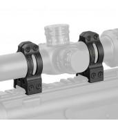 Canislatrans 30mm Rifle Scopes mount,Double ring PP24-0182 | PPT P.P.T