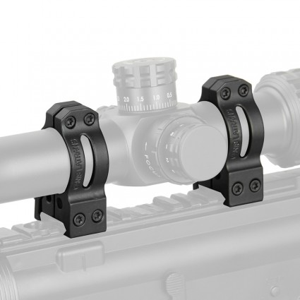 Canislatrans 30mm Rifle Scopes mount,Double ring PP24-0182   PPT P.P.T