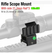 25.4mm or 30mm Rifle Scopes mount PP24-0205 | PPT P.P.T