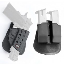 Tactical Holster ,Colt 1911 with rails & Hi-Capa Holster KMSP  PP7-0011 | PPT P.P.T