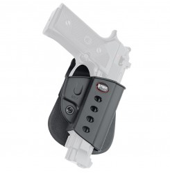 Tactical Holster,BRV,Beretta Vertec & Elite .40cal, 92A1, 96A1, 92FS PP7-0012 | PPT P.P.T