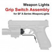Grip Switch Assembly for X-Series WeaponLights PP33-0088 | PPT P.P.T