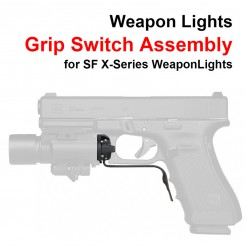 Grip Switch Assembly for X-Series WeaponLights PP33-0088   PPT P.P.T