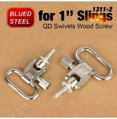 "QD Swivels Wood Screw 1311-2 for 1"" Slings Bolt Mount PP33-0217   PPT P.P.T"