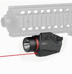 Compact/sub-compact 150 Lumen Tactical Flash Light PP15-0124   PPT P.P.T