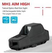 MH1 Tatical Optics Red Dot Sight Reflex Sight,2 MOA Dot PP2-0118 | PPT P.P.T