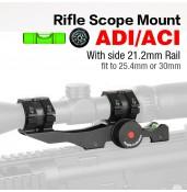 25.4mm or 30mm Rifle Scopes mount,ADI/ACI  PP24-0207 | PPT P.P.T