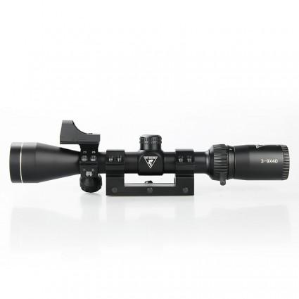 Fly Shark 3-9x40 Rifle scope,Precision Riflescope PP1-0402 | PPT P.P.T