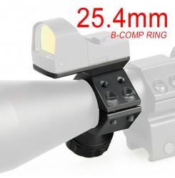25.4mm B-Comp Ring Mini Red Dot Mount Platform PP24-0046   PPT P.P.T