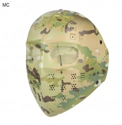 Tactical Full Face Mask  PP9-0024 | PPT P.P.T