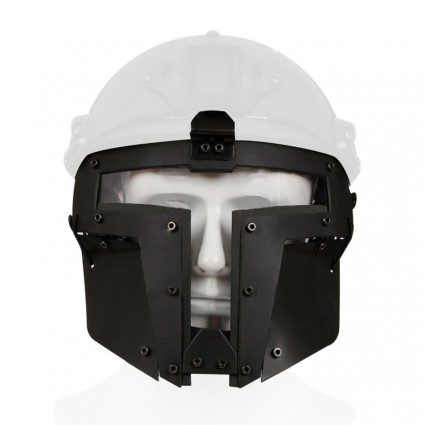 Full face mask ,Iron Warrior mask,Tactical mask PP9-0081 | PPT P.P.T