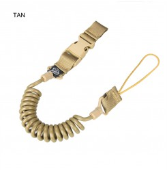 Tactical Pistol Lanyard Belt Loop Gun Sling PP13-0043   PPT P.P.T