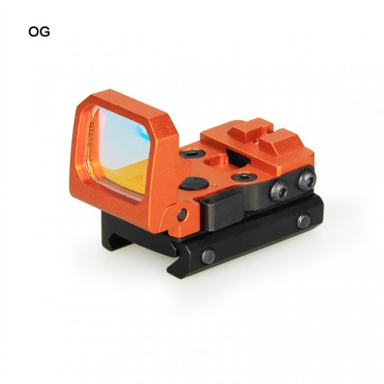 1x Folding Reflex Red Dot Sight with Mount,3 MOA Dot PP2-0123 | PPT P.P.T