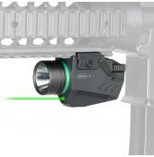 Compact/sub-compact 150 Lumen Tactical Flash Light PP15-0125 | PPT P.P.T