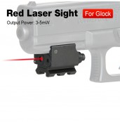 Mini Red Laser Sight for GLOCK PP20-0023 | PPT P.P.T