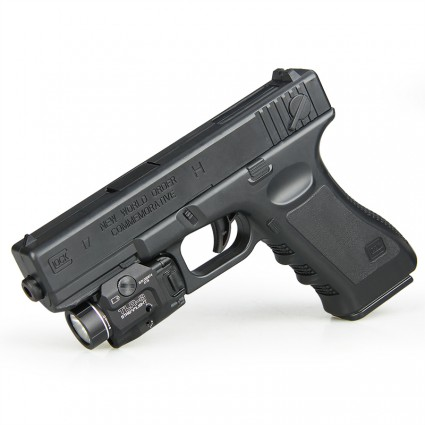 TLR-8 Tactical Flash Light PP15-0128   PPT P.P.T