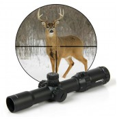 Sniper Tactical/Military/Airsoft 1.5-4x28 Rifle Scope PP1-0165 | PPT P.P.T