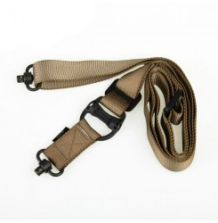 Tactical Adjustable Two Point Airsoft Gun Sling PP13-0042   PPT P.P.T