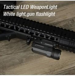Tactical flashlight,Weapons flashlight, laser flashlight PP15-0121   PPT P.P.T