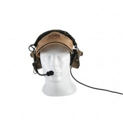 Tactical earphone PP33-0038 | PPT P.P.T