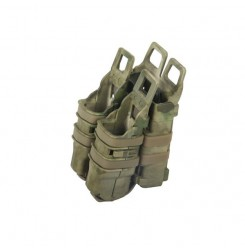 Airsoft Rifle Mag Magazine Pouch Molle System PP33-0041 | PPT P.P.T