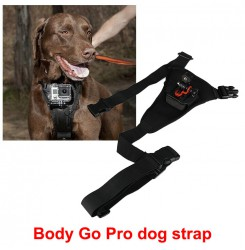 Body Go Pro dog strap for Sports camera PP37-0011 | PPT P.P.T
