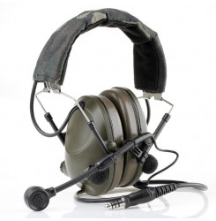 Military Tactical Sound-Trap Headset PP42-0025   PPT P.P.T