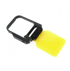 TMC Gopro Hero3 Special Paint palette water filters for Diving,yellow PP50-6001 | PPT P.P.T