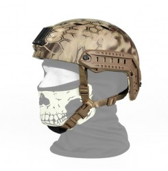 Fast Style Tactical Plastic Military Helmet PP9-0030   PPT P.P.T