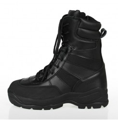 Leather Military Combat Boots For Hiking PP29-0027 | PPT P.P.T