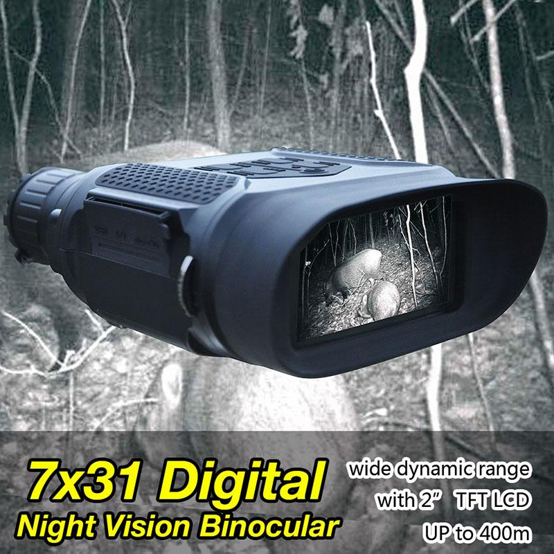 7x31 Digital Night Vision Binocular
