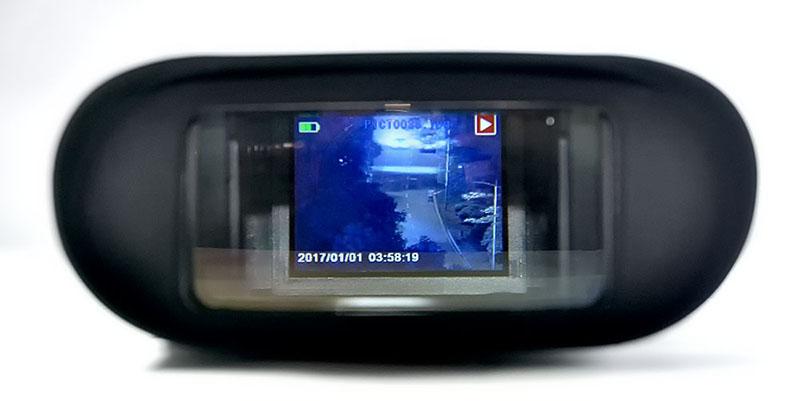 Night Vision Binocular wide dynamic range
