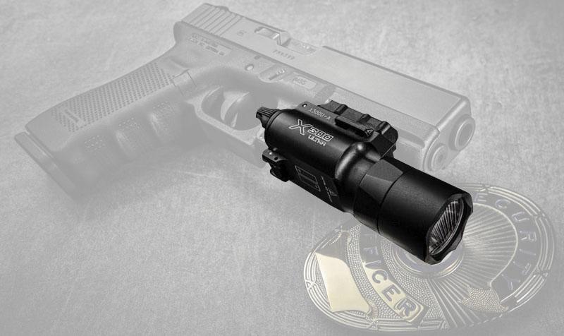 Surefire X300U-A Ultra LED Weapon Light