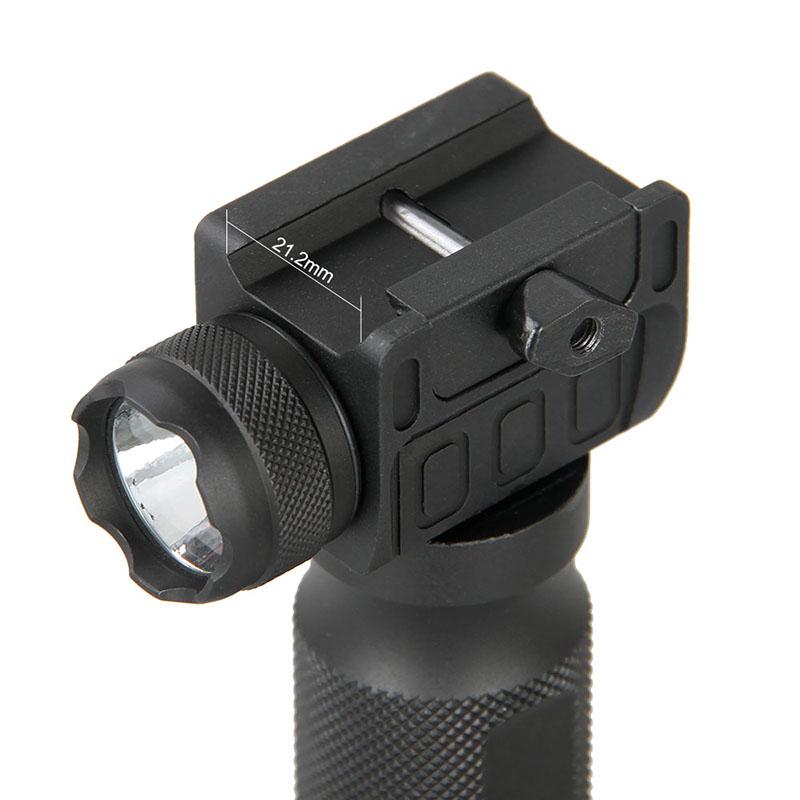UTG Tactical Grip Flashlight