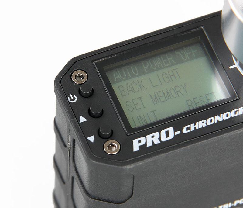 UFC Pro Chronograph