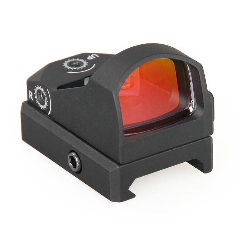 red dot scope