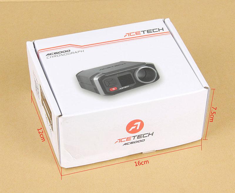 AC6000 BBs Shooting Chronograph