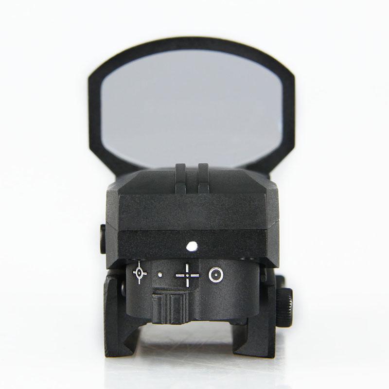 1x red dot reflex sight