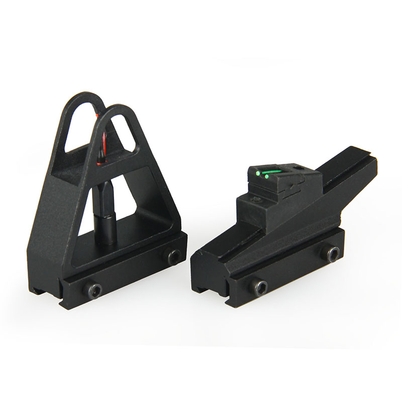 Rear sight, Gun rear sight, Military rear sight