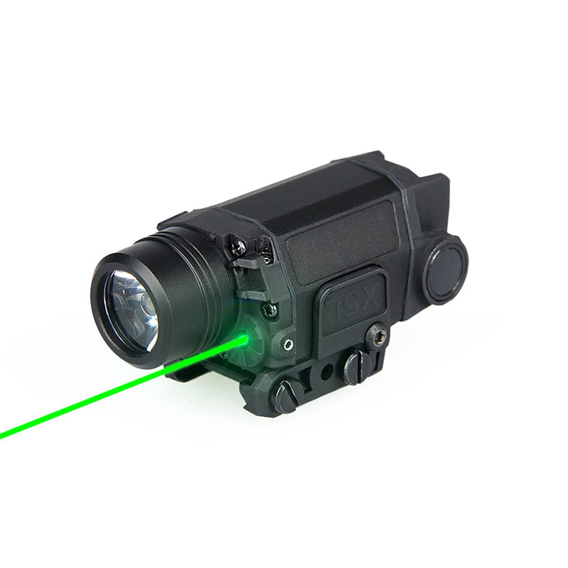 Weapons flashlight