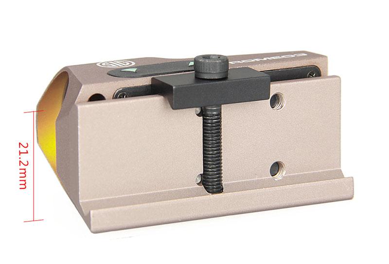 Sig Sauer Romeo 3 Mini Reflex Sight